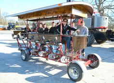 bike1-600 pedal wagon - a possible design for the peopler which the men rent in Central City