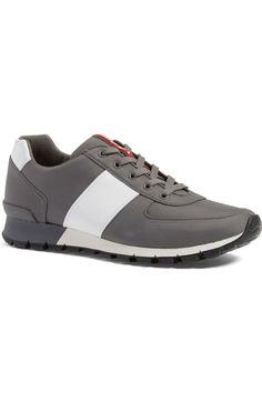 PRADA 'Runner' Sneaker (Men). #prada #shoes #
