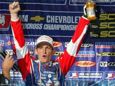 The GOAT, Ricky Carmichael wrapped up the final round of the 2004 pro motocross nationals at Glen Helen with an unprecedented win season--his second consecutive championship with a perfect season (won every moto). Dirt Bike Racing, Motorcycle, Ricky Carmichael, Travis Pastrana, Motocross, Goat, Chevrolet, Baseball Cards, Places