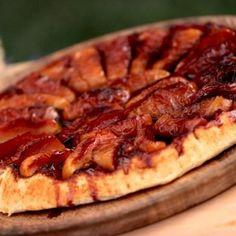 A Really Easy To Make French Classic Dessert ...Apple Tarte Tatin