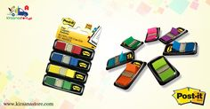 #Post-it #Products for all #colors, sizes, #themes & #notes at best price on Kiraanastore.com.