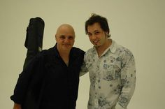 With Frank Gambale #music #love #inspiration #musicians