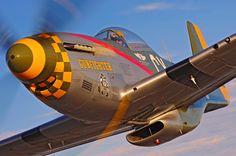 "P-51 "" GUNFIGHTER """