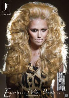 Crema Colorante Jungle Fever   Jungle Fever Hair Color Cream
