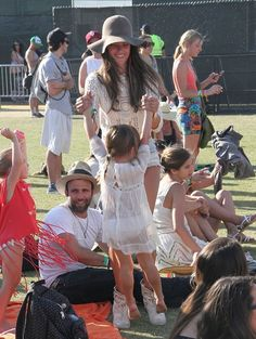Alessandra Ambrosio - Coachella Music Festival: Day 3