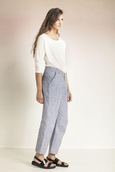HEDVIG trousers #noncha #linenpants #ss15