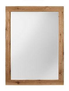 Ametis Lansdown Oak Mirror 680 x 580 mm £109.99