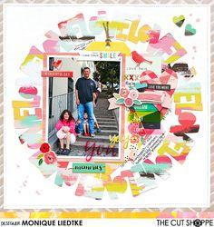 MoniqueLiedtke's Gallery: Love - Pink Paislee