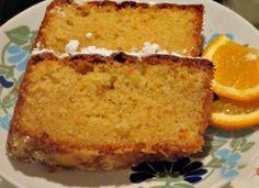 Κέικ με ολόκληρο πορτοκάλι- από τα ωραιότερα !!! ~ ΜΑΓΕΙΡΙΚΗ ΚΑΙ ΣΥΝΤΑΓΕΣ Greek Desserts, Cake Cookies, Cornbread, Sweet Recipes, Banana Bread, Lamb, French Toast, Sweet Treats, Food And Drink