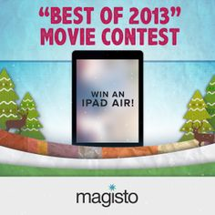 When you look back on 2013, what do you remember most? Show us in a Movie, include #My2013 in the title, and you could win an iPad Air and other great prizes!