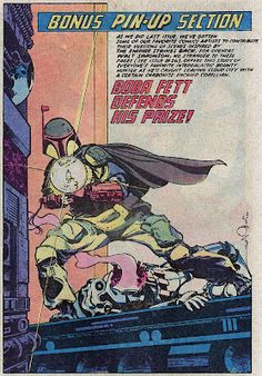 WALT SIMONSON...one of my all-time favorite Star Wars comics artists