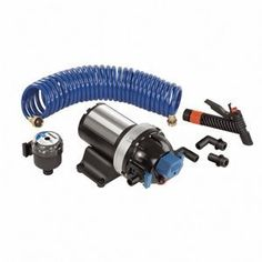 Jabsco PAR-Max Ultra 7.0 Washdown Pump Kit by JABSCO. $360.69. Gallons Per Minute 7. PSI 80. Volts 12. Ultra 7.0 Washdown PumpFlow rate to 7.0 USgallons/minPressure up to 80 psiSelf-priming up to 8ft.New 5 chamber designModel 52900 includes Pumpgard Intake Strainer Pressure Nozzle Port Fittings and 25' of hose coilHigh Pressure / High CapacitySuitable for Use with Salt WaterSealed motorISO 8846 MARINE (Ignition Protection Standards) Product : JABSCO PARMAX 7.0 ULTRA WASH DOWN PU...