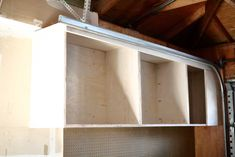 How to Build a DIY Wall Mounted Garage Cabinets - TheDIYPlan Diy Garage Storage Cabinets, Diy Cabinets, Kitchen Cabinets, Lumber Sizes, Sliding Cabinet Doors, Closet Organizer With Drawers, Garage Workshop Organization, Small Hinges, Woodworking Techniques