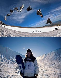 Shaun White top: Mt Hood, photo by Crispin Cannon Shaun White Snowboarding, Shawn White, Riders On The Storm, Popular Sports, Skiers, White Stuff, Snowboards, Winter Olympics, Olympians