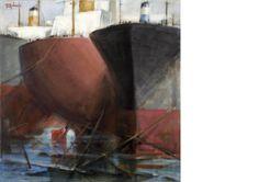 Painters, Greek, Ships, Paris, Boats, Boating, Greek Language, Ship