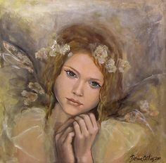 "The touch of an angel (""Angels"" series) by dorina costras"