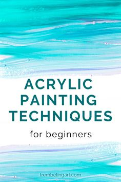 Mastering new acrylic painting techniques opens the door to a varied portfolio of artwork. Learn how to use your paint brushes and other painting tools to develop different painting techniques. Click…More Basic Painting, Acrylic Painting For Beginners, Acrylic Painting Techniques, Painting Tools, Acrylic Painting Canvas, Art Techniques, How To Abstract Paint, Canvas Paintings For Kids, How To Paint Canvas