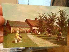 Vintage Old PENNSYLVANIA Postcard Jennerstown Pioneer Summer Theater Playhouse