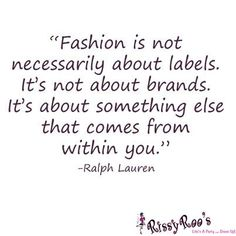 Figure out your fashion style & own it!