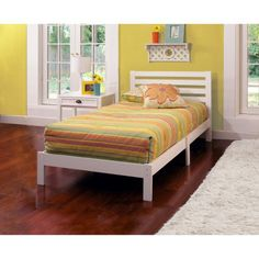 Aiden Panel Twin Bed - for only $175.92