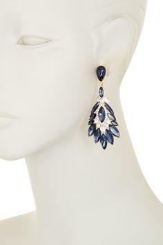 Fan Drop Earrings by Cara Accessories on @nordstrom_rack