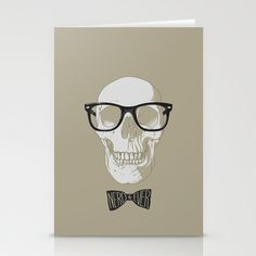 nerd4ever Stationery Cards by Mauro Mondin - $12.00