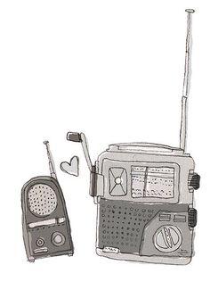 radio love by fleur_076, via Flickr