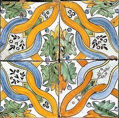 riggiole napoletane antiche - Cerca con Google