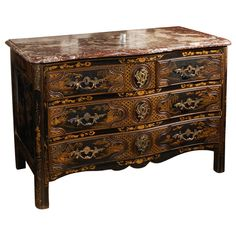 1stdibs - Chinoiserie Commode from Italy