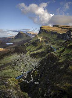 Trotternish region on the Isle of Skye - Jamie Gordon