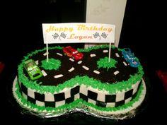 "Disney Cars / Birthday ""Lightening McQueen Cars Party"""