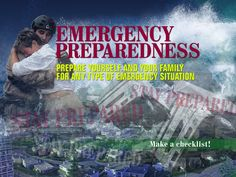 You will 'Prepare because you cannot predict what will happen'.  The reasons are many and varied depending on what you perceive as a threat or emergency that could happen to you and your family. Some people will prepare due to their location being subject to weather extremes or they can see a possible threat in the future.... Learn more on our site #disaster2019 #survival #prepper #prepping #bestgear