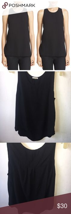Pleione Black Size XL High Low Top Shirt Pleione Black Size XL High Low Top Shirt , new with tags. Purchased at Nordstrom Pleione Tops