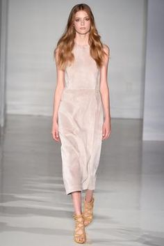 Jill Stuart Spring 2015 Ready-to-Wear Fashion Show: Complete Collection - Style.com