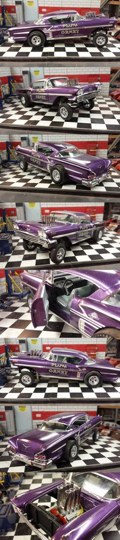 58 Chevy gasser