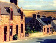 New Byth, Aberdeenshire, Scotland... where my great-grandfather was born.