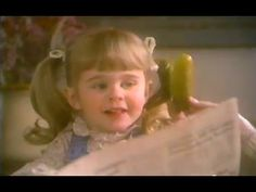 When You Gonna Eat That Pickle? Vlasic Ad 1984
