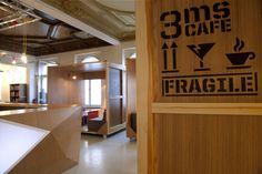 MS café by Wunderteam #wood