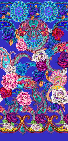 Sta Victoria Prints AW 2014 on Behance