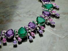 High Jewellery necklace, Giardini Italiani collection, Bvlgari