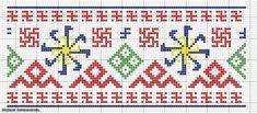 Символы и приметы в вышивке