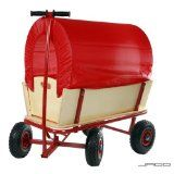 Classic Red Covered Wagon Pull Along Cart Garden Removable Cover Child Toy NEW Kids Wagon, Covered Wagon, Summer Kids, Wild West, Kids Toys, Children Play, Planer, Kids Playing, Baby Strollers