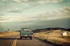 Image result for pickup truck desert road