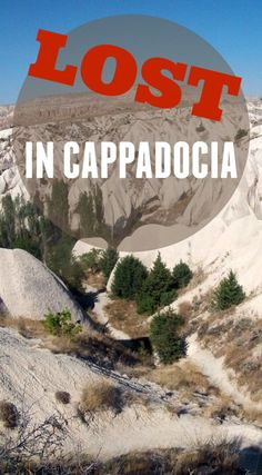 The Path She Took | Lost in Cappadocia | http://www.thepathshetook.com