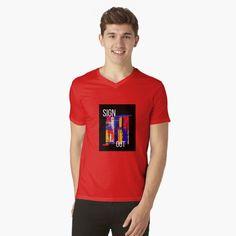 Promote | Redbubble Mode Shop, Happy New Year 2020, Charleston, Tshirt Colors, Chiffon Tops, Female Models, V Neck T Shirt, Classic T Shirts, Cool Designs