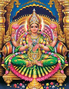 Do you really want to remove losses and expenses in your life? Lead a luxurious life with helping of Lakshmi Pooja. Shiva Art, Shiva Shakti, Hindu Art, Lakshmi Images, Saraswati Goddess, Bal Krishna, Lord Shiva Family, Lord Murugan, Indian Goddess