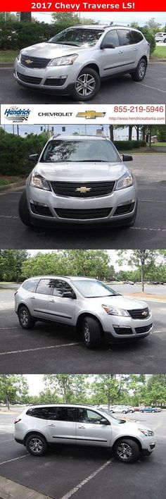 SUVs: Chevrolet: Traverse Fwd 4Dr Ls W/1Ls Fwd 4Dr Ls W/1Ls New Suv Automatic Gasoline Silver Ice Metallic BUY IT NOW ONLY: $34699.0 #priceabateSUVs OR #priceabate