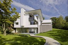 SU House by Alexander Brenner Architekten | HomeDSGN, a daily source for inspiration and fresh ideas on interior design and home decoration.