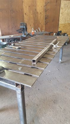 Welding table picture thread - Page 9