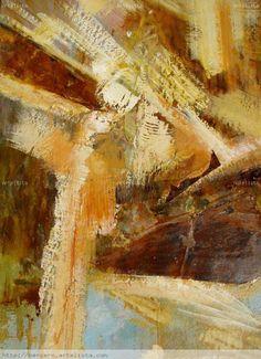 abstracto- Cielo y tierra